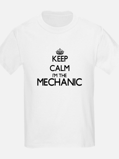 Keep calm I'm the Mechanic T-Shirt