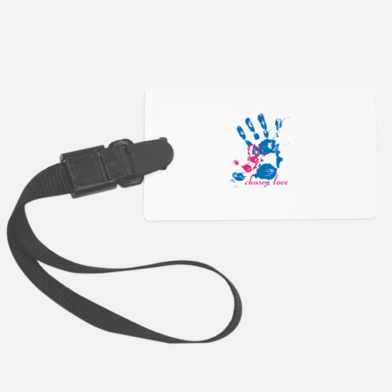 i'll hold your hand Luggage Tag