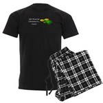 Christmas Cash Men's Dark Pajamas
