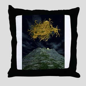Yog Sothoth Throw Pillow