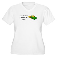 Christmas Cash T-Shirt