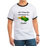 Christmas Cash Ringer T