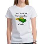 Christmas Cash Women's T-Shirt