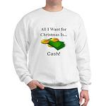 Christmas Cash Sweatshirt