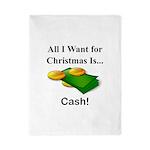 Christmas Cash Twin Duvet