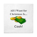 Christmas Cash Queen Duvet