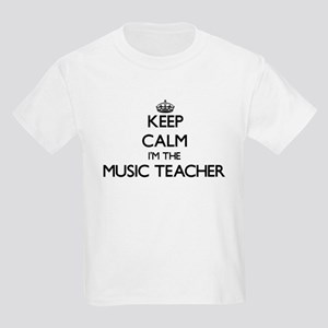 Keep calm I'm the Music Teacher T-Shirt