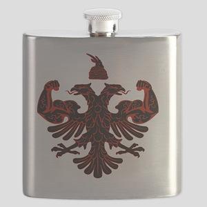 Albanian Power Flask