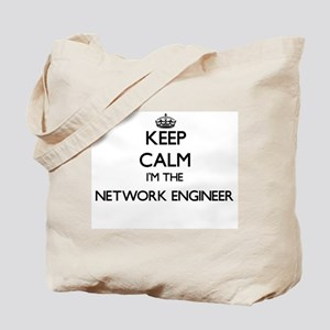 Keep calm I'm the Network Engineer Tote Bag