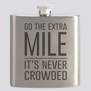 Go the Extra Mile…It's Never Crowded Flask