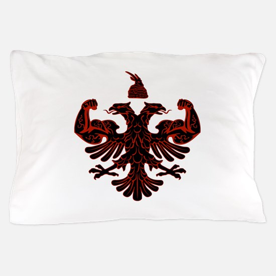 Albanian Power Pillow Case