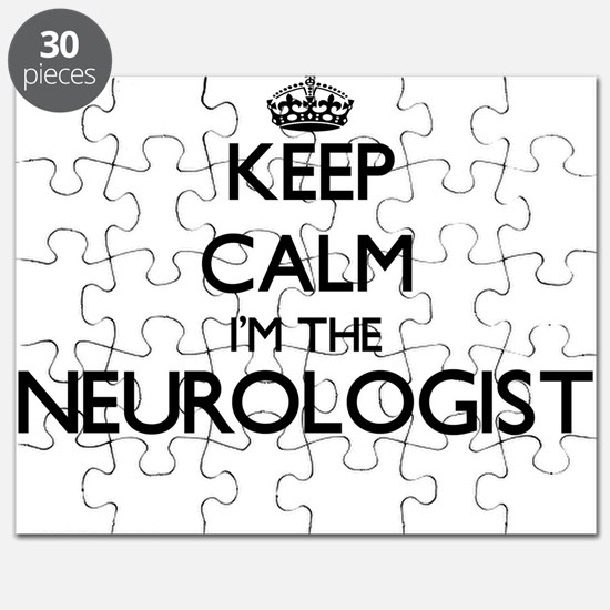 Keep calm I'm the Neurologist Puzzle