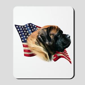 Mastiff(apr) Flag Mousepad