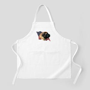 Mastiff(apr) Flag BBQ Apron