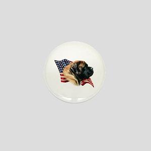 Mastiff(apr) Flag Mini Button