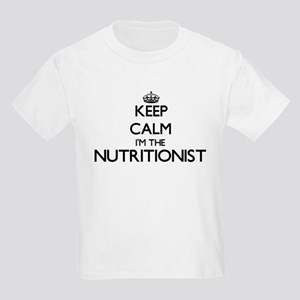 Keep calm I'm the Nutritionist T-Shirt