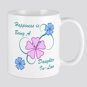Happiness Daughter-In-Law Mug