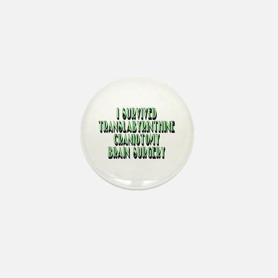 Translabyrinthine - Mini Button