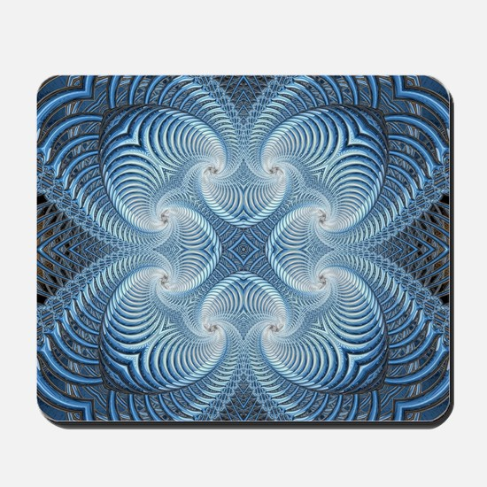 Coupling Pattern Mousepad