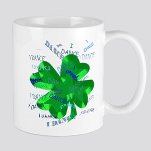 Shamrock Dancing Mugs