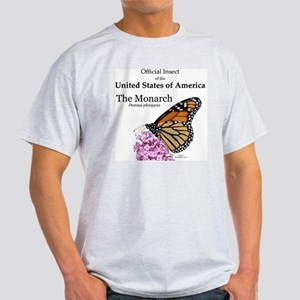 Monarch Butterfly Light T-Shirt