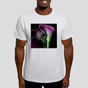 Exploding Lily Light T-Shirt