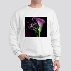 Exploding Lily Sweatshirt