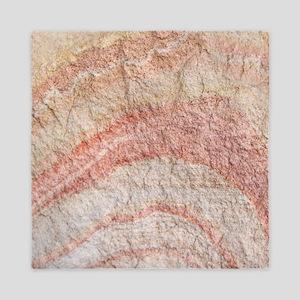 Painted Desert Rock Queen Duvet
