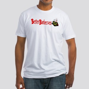 BBQ Fitted T-Shirt
