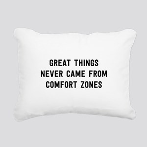 Great Things Never Came From Comfort Zones Rectang