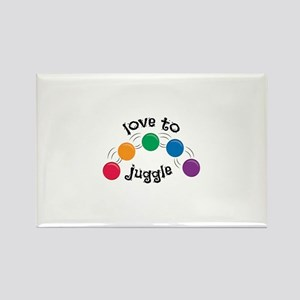 Love To Juggle Magnets