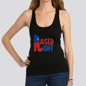 Raised Right Conservative Racerback Tank Top