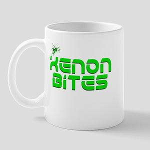 Xenon Bites Mug