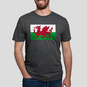 Welsh Flag T-Shirt