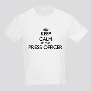 Keep calm I'm the Press Officer T-Shirt