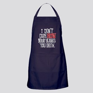 Blanks Apron (dark)