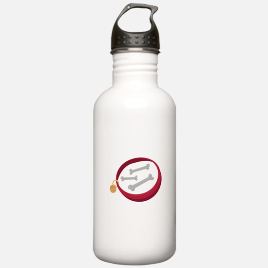 Dog Collar Water Bottle