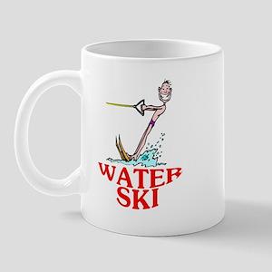 Let's Water Ski! Mug