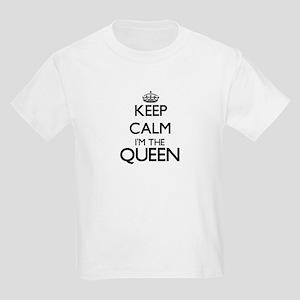 Keep calm I'm the Queen T-Shirt