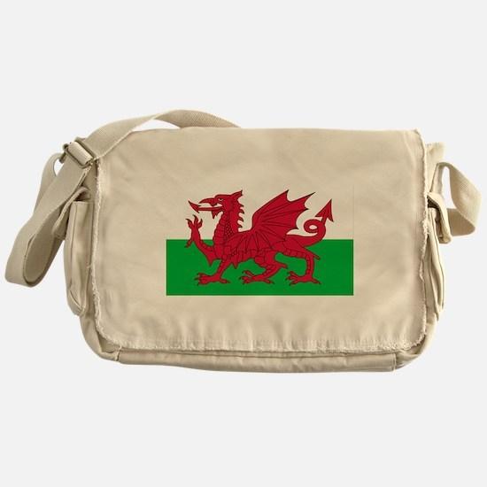 wales-flag-4000w.png Messenger Bag