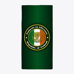 Irish Medallion 2 Beach Towel