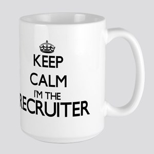 Keep calm I'm the Recruiter Mugs