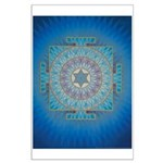 Moon Yantra Poster Large