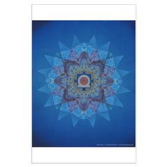Kali Yantra Mandala Poster Posters