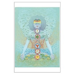 Seven Chakras Poster Posters