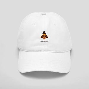 Thanksgiving Turkey Personalized Cap