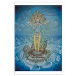 Vishnu Poster Large