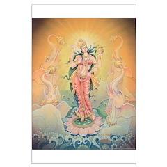 Lakshmi Poster Posters