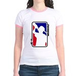 40-oz Logo - Women's Ringer