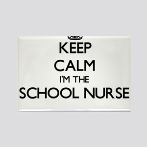 Keep calm I'm the School Nurse Magnets